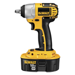 DeWalt  Impact Wrench  Cordless Impact Wrench Parts DeWalt DC823KA-Type-1 Parts