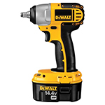 DeWalt  Impact Wrench  Cordless Impact Wrench Parts Dewalt DC833KA-Type-2 Parts