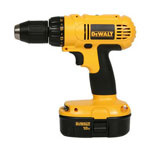 DeWalt  Drill & Driver  Electric Drill & Driver Parts Dewalt DC970K-2-Type-1 Parts