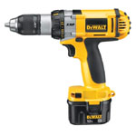 DeWalt  Drill & Driver  Electric Drill & Driver Parts Dewalt DC980KA-Type-1 Parts