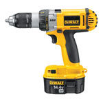 DeWalt  Drill & Driver  Electric Drill & Driver Parts Dewalt DC983KA-Type-1 Parts