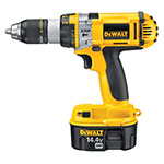 DeWalt  Drill & Driver  Electric Drill & Driver Parts Dewalt DC984KA-Type-1 Parts