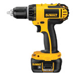DeWalt  Drill & Driver  Electric Drill & Driver Parts Dewalt DCD760KL-Type-1 Parts