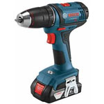 Bosch  Drill & Driver  Cordless Drill & Driver Parts Bosch DDB181-02-(3601JB7310) Parts