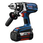 Bosch  Drill & Driver  Cordless Drill & Driver Parts Bosch DDH361-01-(3601JC0110) Parts