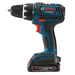Bosch  Drill & Driver  Cordless Drill & Driver Parts Bosch DDS181-02L-(3601H66110) Parts
