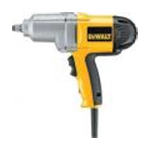 DeWalt  Impact Wrench  Electric Impact Wrench Parts Dewalt DW290-B2-Type-1 Parts