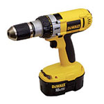DeWalt  Drill & Driver  Electric Drill & Driver Parts Dewalt DW987K-2-Type-1 Parts