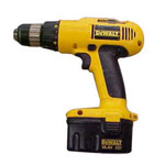 DeWalt  Drill & Driver  Electric Drill & Driver Parts Dewalt DW991K-2-Type-1 Parts
