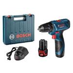 Bosch  Drill & Driver  Cordless Drill & Driver Parts Bosch GSR-120-LI-(3601JF7080) Parts