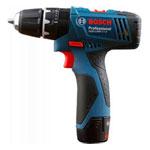Bosch  Drill & Driver  Cordless Drill & Driver Parts Bosch GSR-1200-LI-(3601JA89D1) Parts