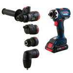 Bosch  Drill & Driver  Cordless Drill & Driver Parts Bosch GSR18V-535FC-(3601JG7110) Parts