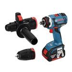 Bosch  Drill & Driver  Cordless Drill & Driver Parts Bosch GSR18V-ECFC2-(3601JE11D0) Parts