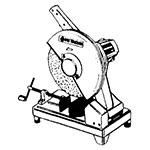 Hitachi  Saw  Electric Saw Parts Hitachi HU12 Parts