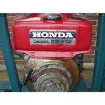 Honda  Engine  GD Series Engine Parts Honda GD410-Type-QAE Parts