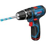 Bosch  Drill & Driver  Cordless Drill & Driver Parts Bosch PS130-(3601JB6910) Parts