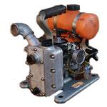 Tanaka » Pump Parts Tanaka QCP-121 Parts