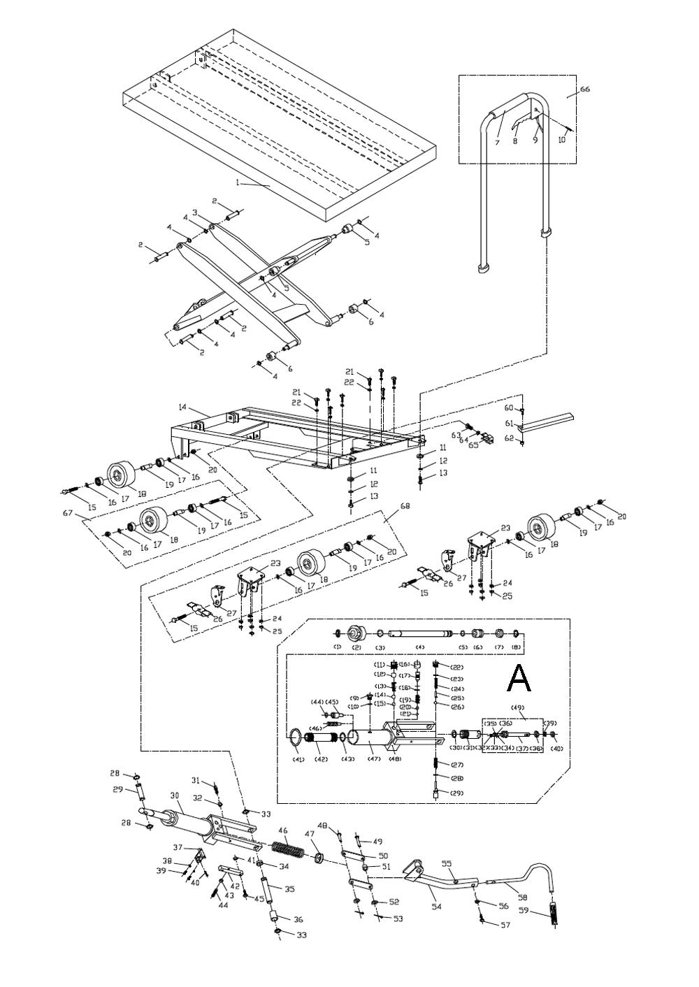 Jet 140780 Parts List Jet 140780 Repair Parts Oem