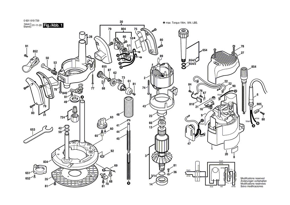 Alfa Tools HSMTP271052 27mm x 3.0mm High-Speed Steel Metric Tap Plug 3 Pack