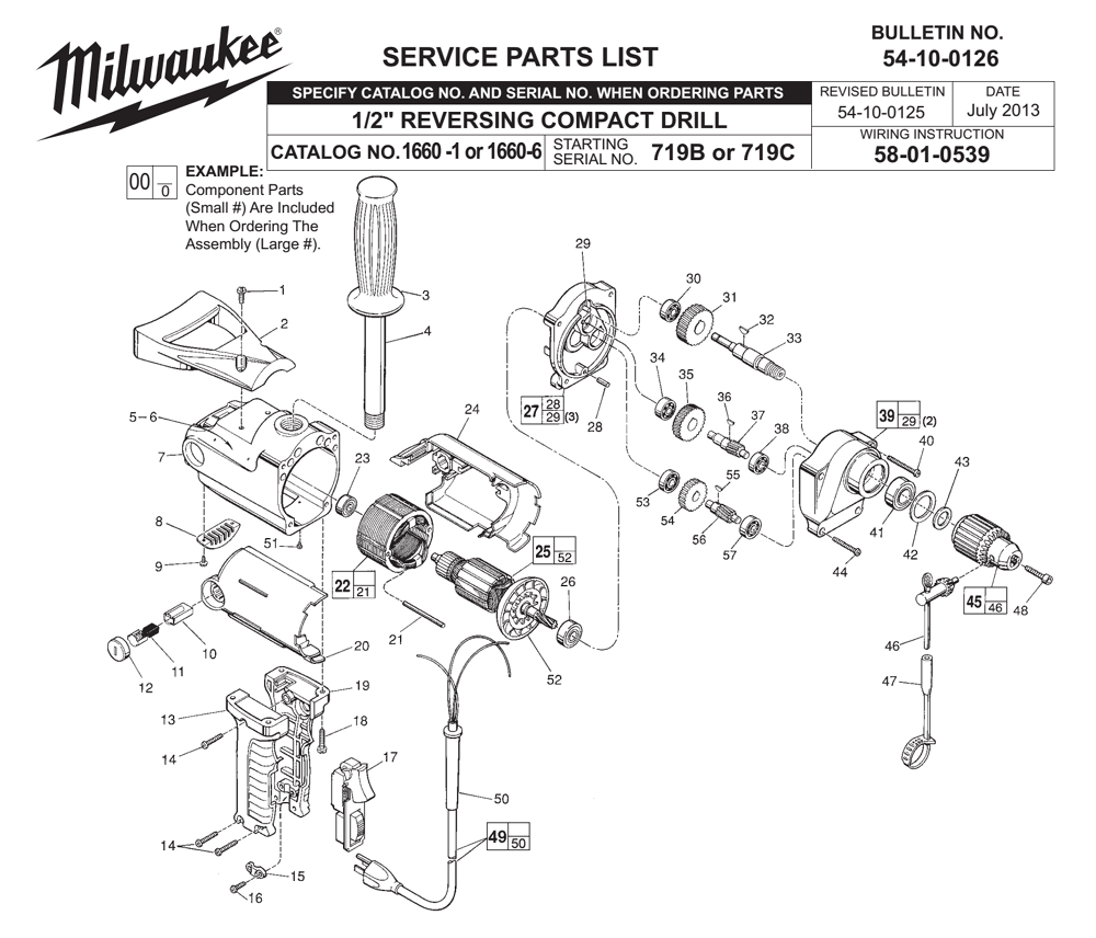 Milwaukee 1660