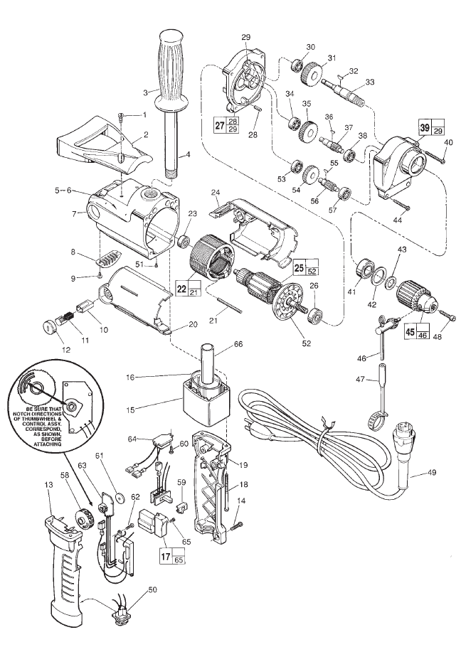 Milwaukee 1663-20 Parts List | Milwaukee 1663-20 Repair Parts | OEM on craftsman radial arm saw wiring diagram, dewalt drill wiring diagram, drill press wiring diagram, cordless drill wiring diagram, snap on wiring diagram,