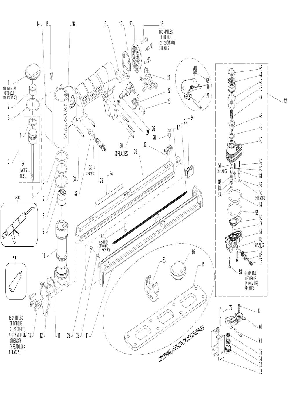 bostitch 21680b