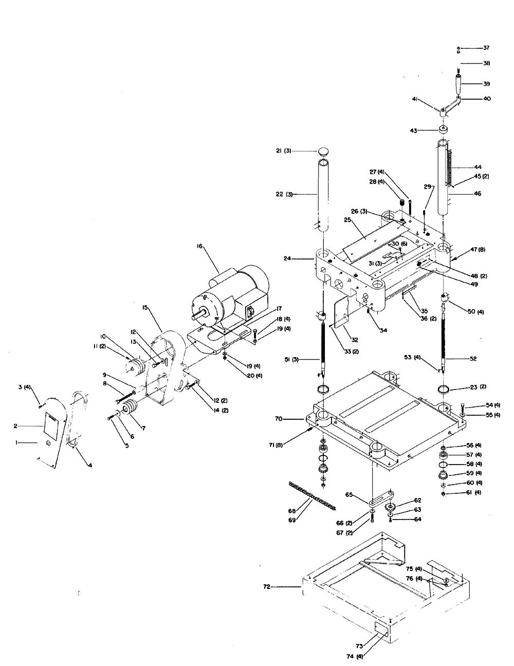 Lincoln Welding Machine Serial Numbersinstallation Instructions Craftsman Welder Wiring Diagram Drill Press