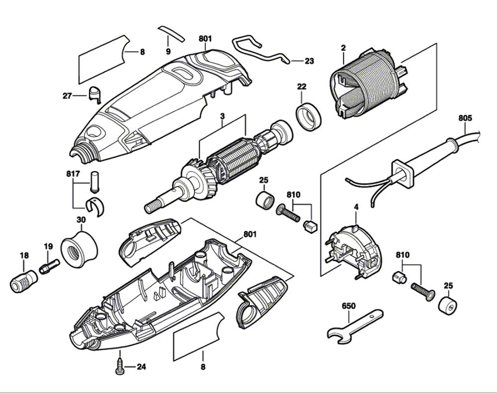Dremel Parts Diagram | Wiring Diagram on