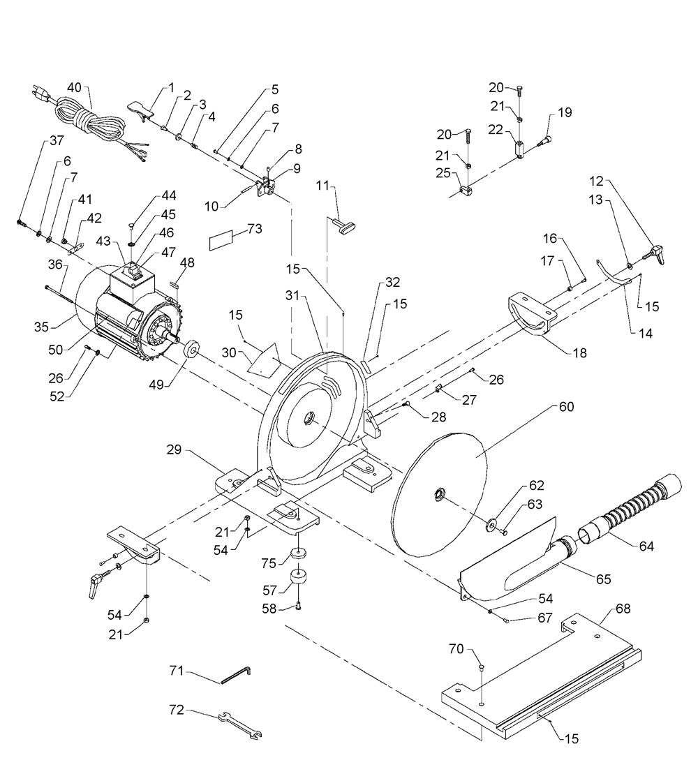 coleman powermate generator wiring diagram