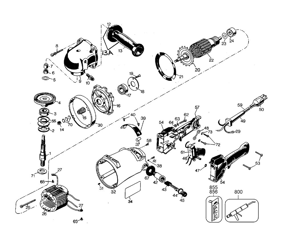 black and decker parts - 1000×834