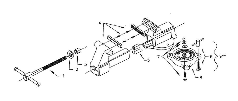 Wilton 505 Parts List Wilton 505 Repair Parts Oem Parts With
