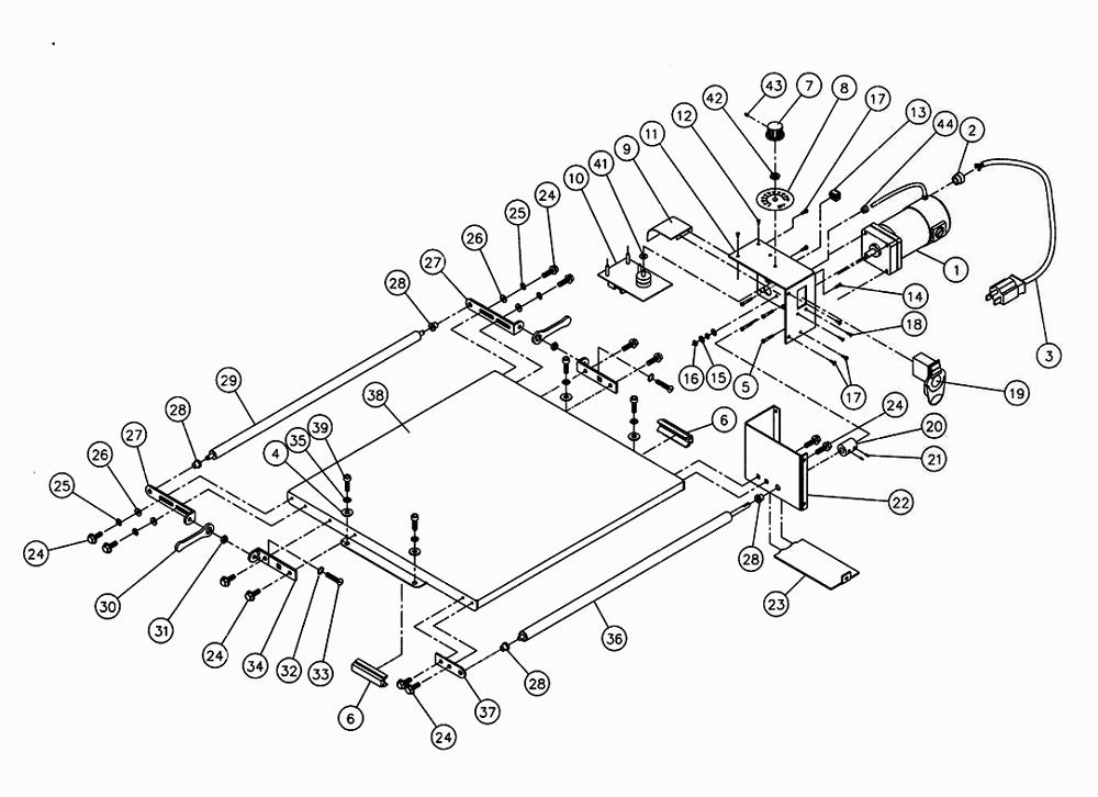 Jet 649003k Parts List