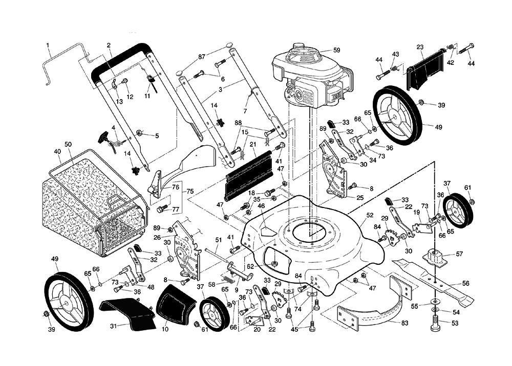 Husqvarna 128cd Diagram Wiring Diagrams