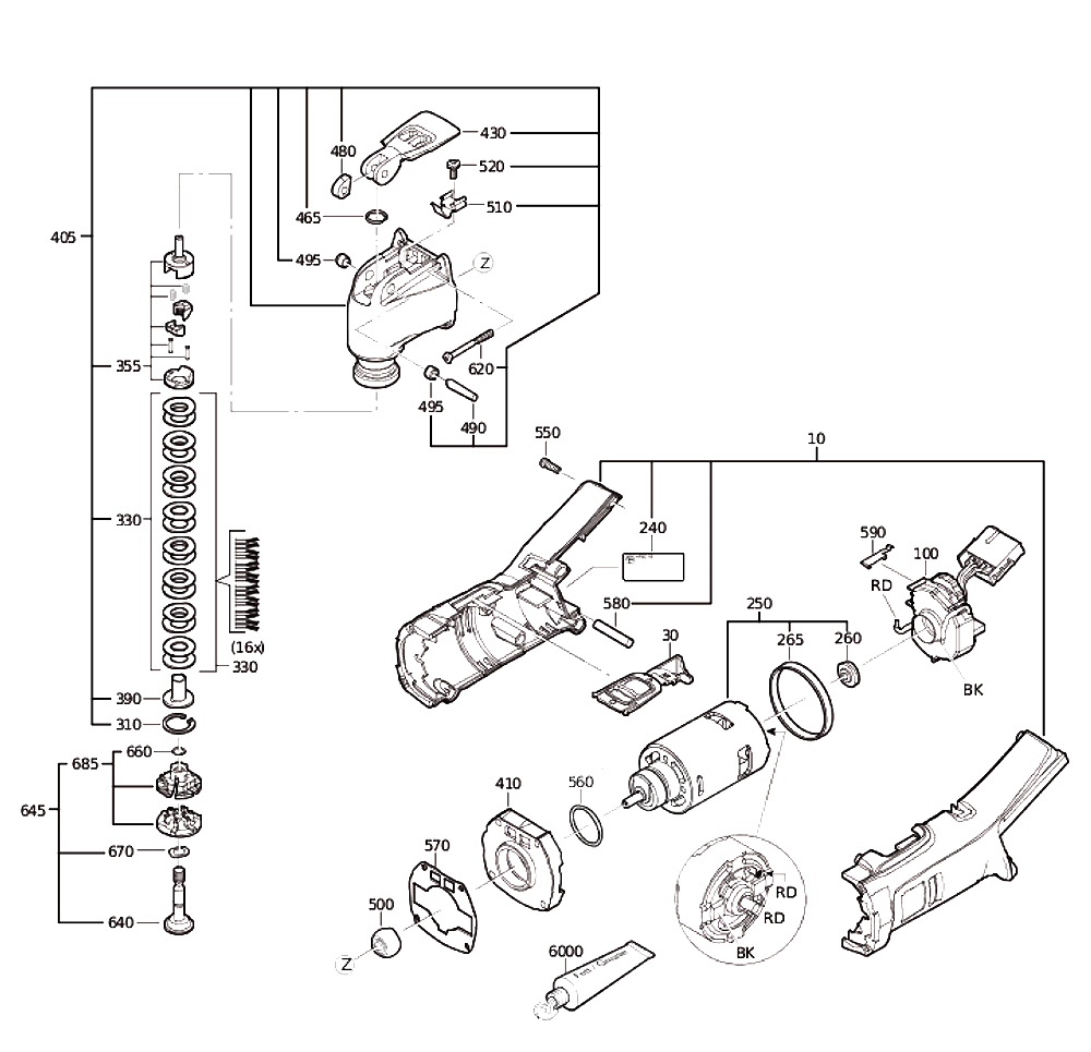 Vacuum Repair Fein Vacuum Repair Parts