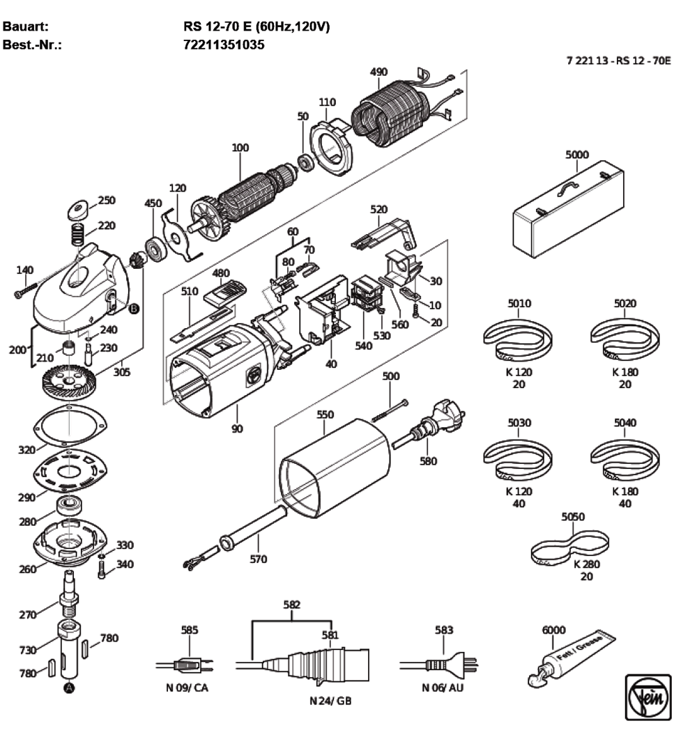 Fein Multimaster Parts Diagram Related Keywords Suggestions Fein