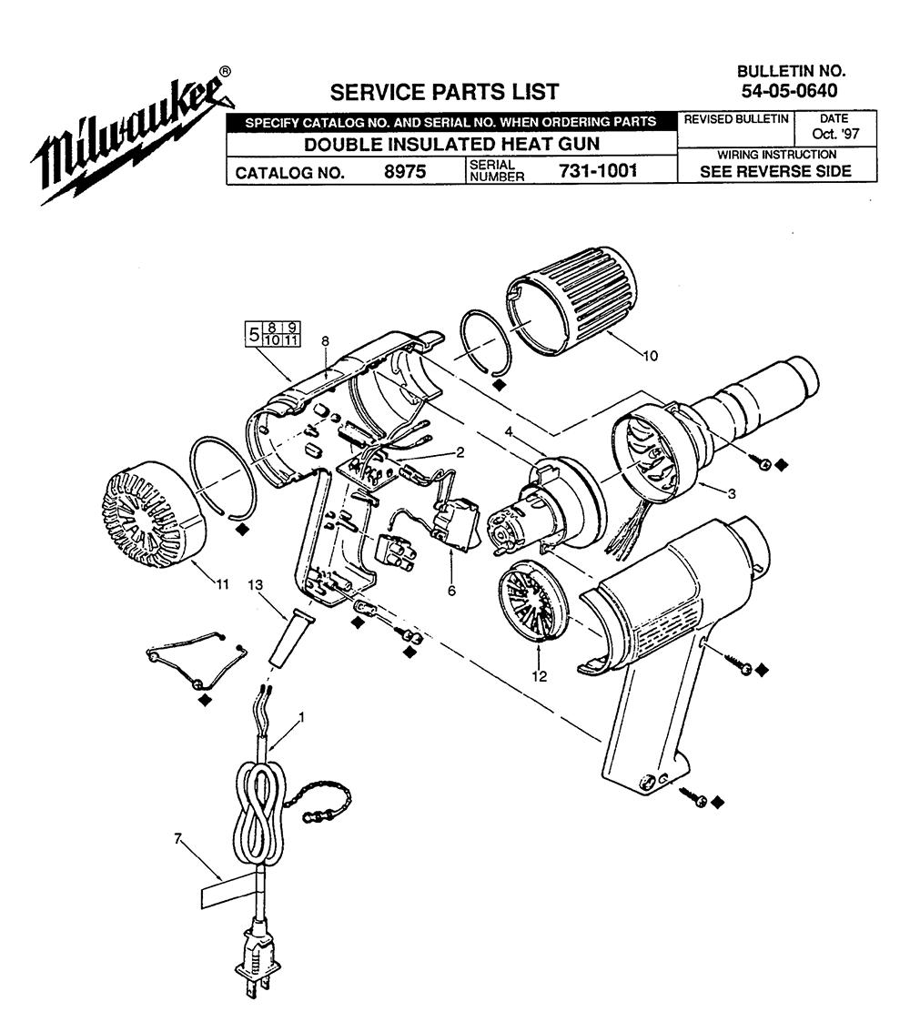 milwaukee 8975