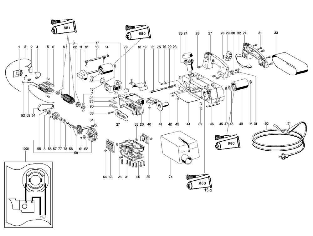 Rotozip Parts Diagram