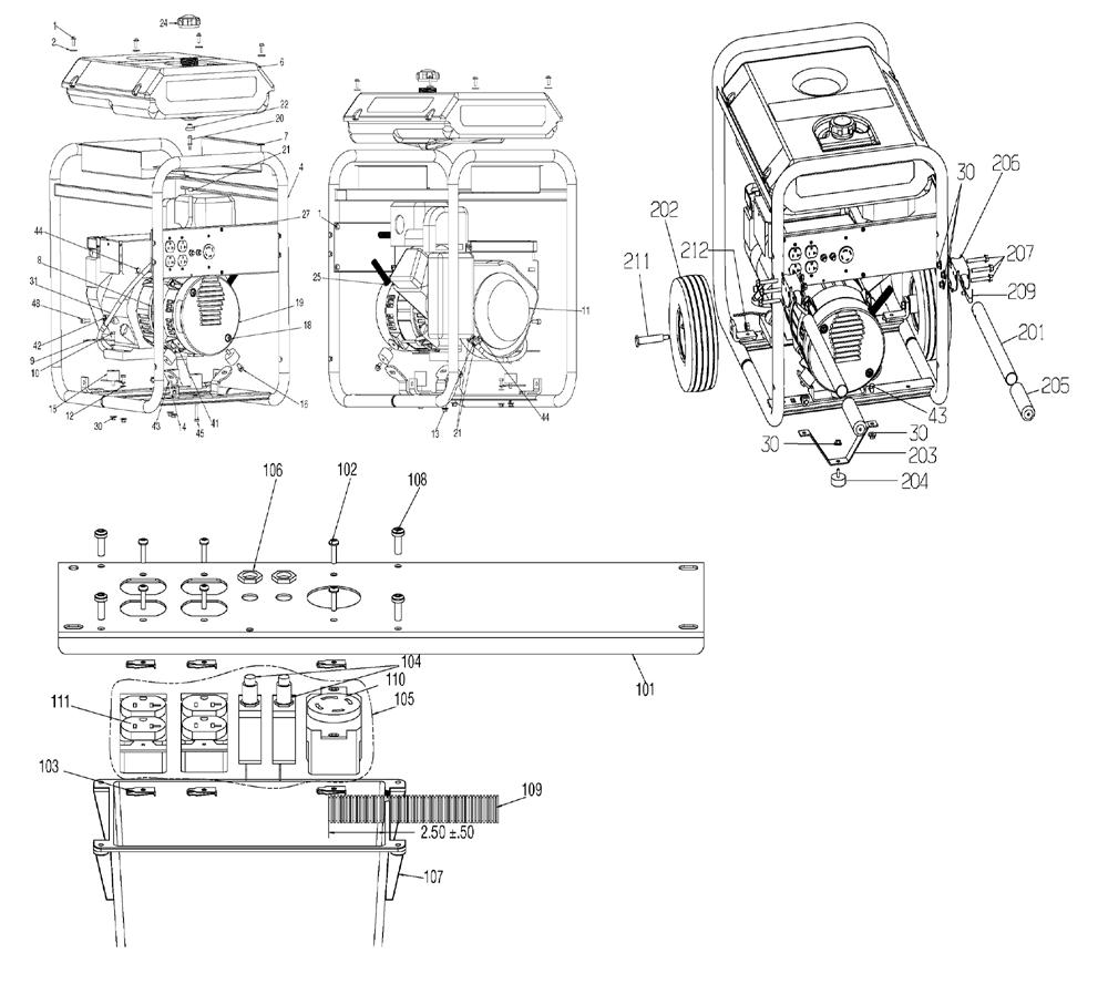 porter cable bsv550