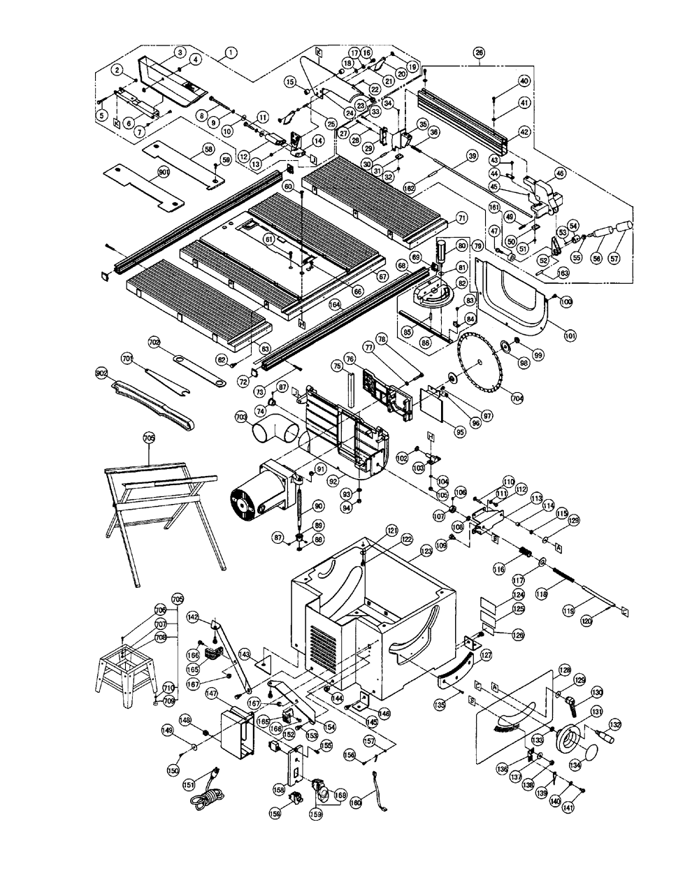 Hitachi Table Saw Wiring Diagram Free For You Craftsman Band C10fr Images Frompo Simple Rh 7 3 54 Aspire Atlantis De Switch