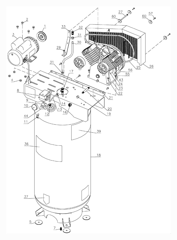 Porter Cable C7510 Parts List Porter Cable C7510 Repair