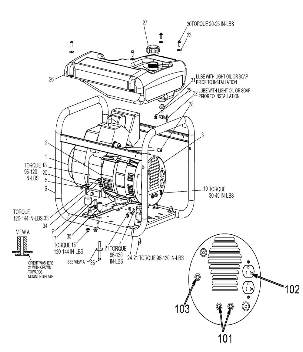 Porter Cable Cte300 Type 1 Parts List Porter Cable Cte300 Type 1 Repair Parts Oem Parts With Schematic Diagram