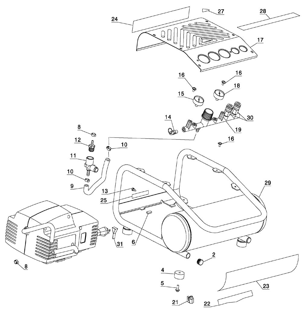 Jointer Parts Diagram Jointer Get Free Image About