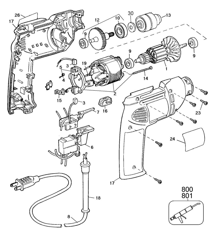 Dewalt DW106K-Type-2 Parts List | Dewalt DW106K-Type-2