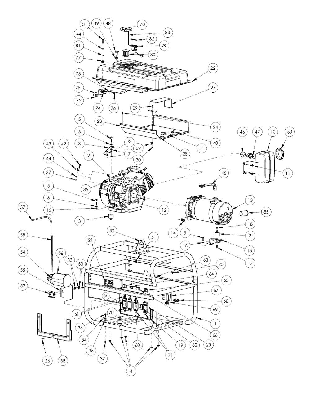 dewalt dxgn7200