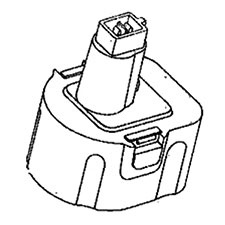 DC9071 Part Image