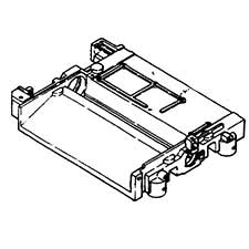 Hitachi 302851 COUPLING P12R P12RA Replacement Part
