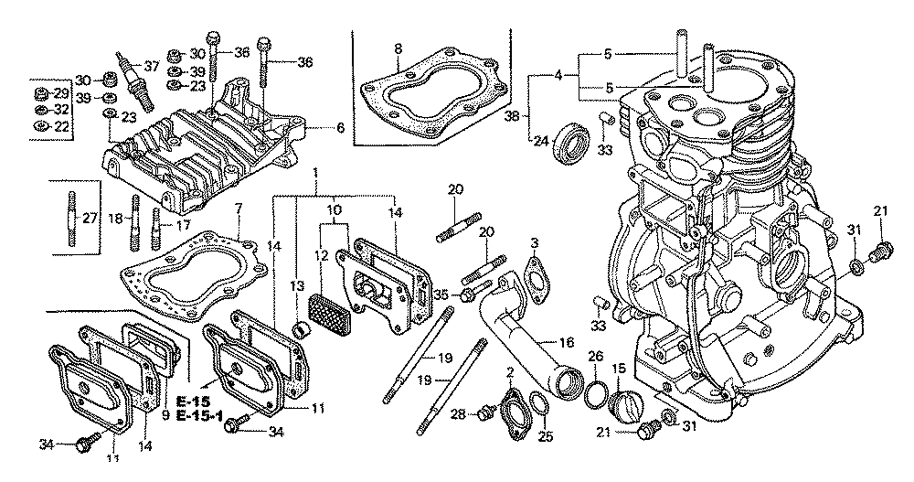honda g300