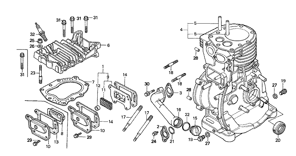 honda g400 type vb6 parts list honda g400 type vb6 repair parts rh repairtoolparts com 2002 Honda Odyssey Radio Wire Diagram Honda Motorcycle Wiring