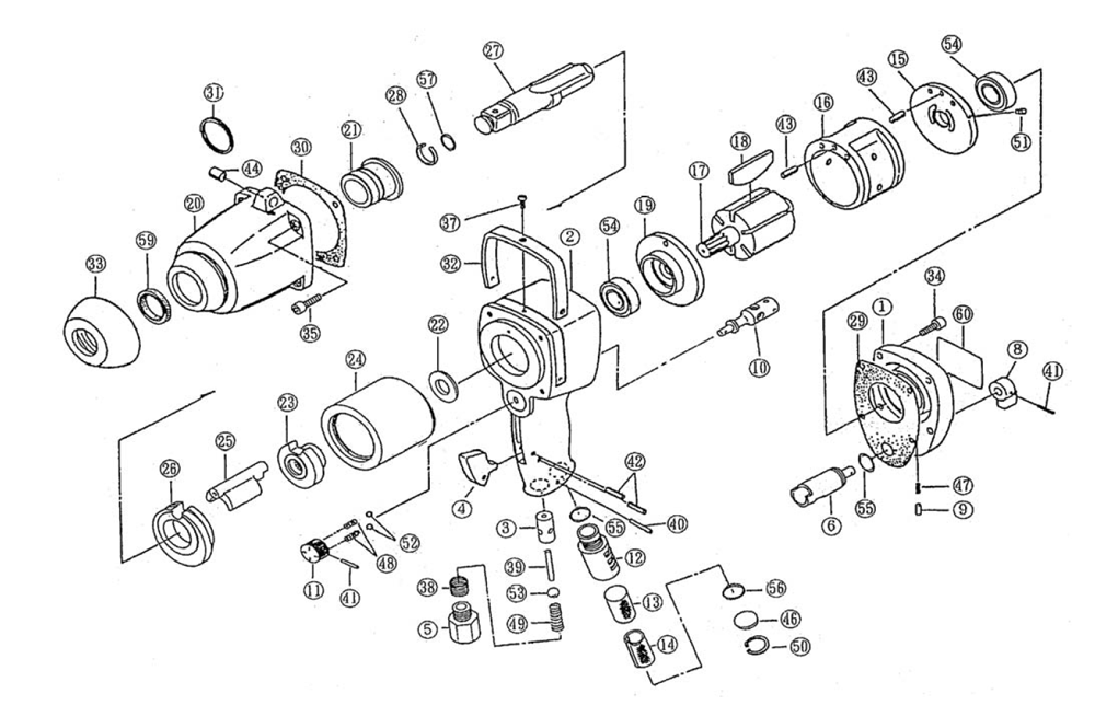 Jet J 2000p 505972 Parts List
