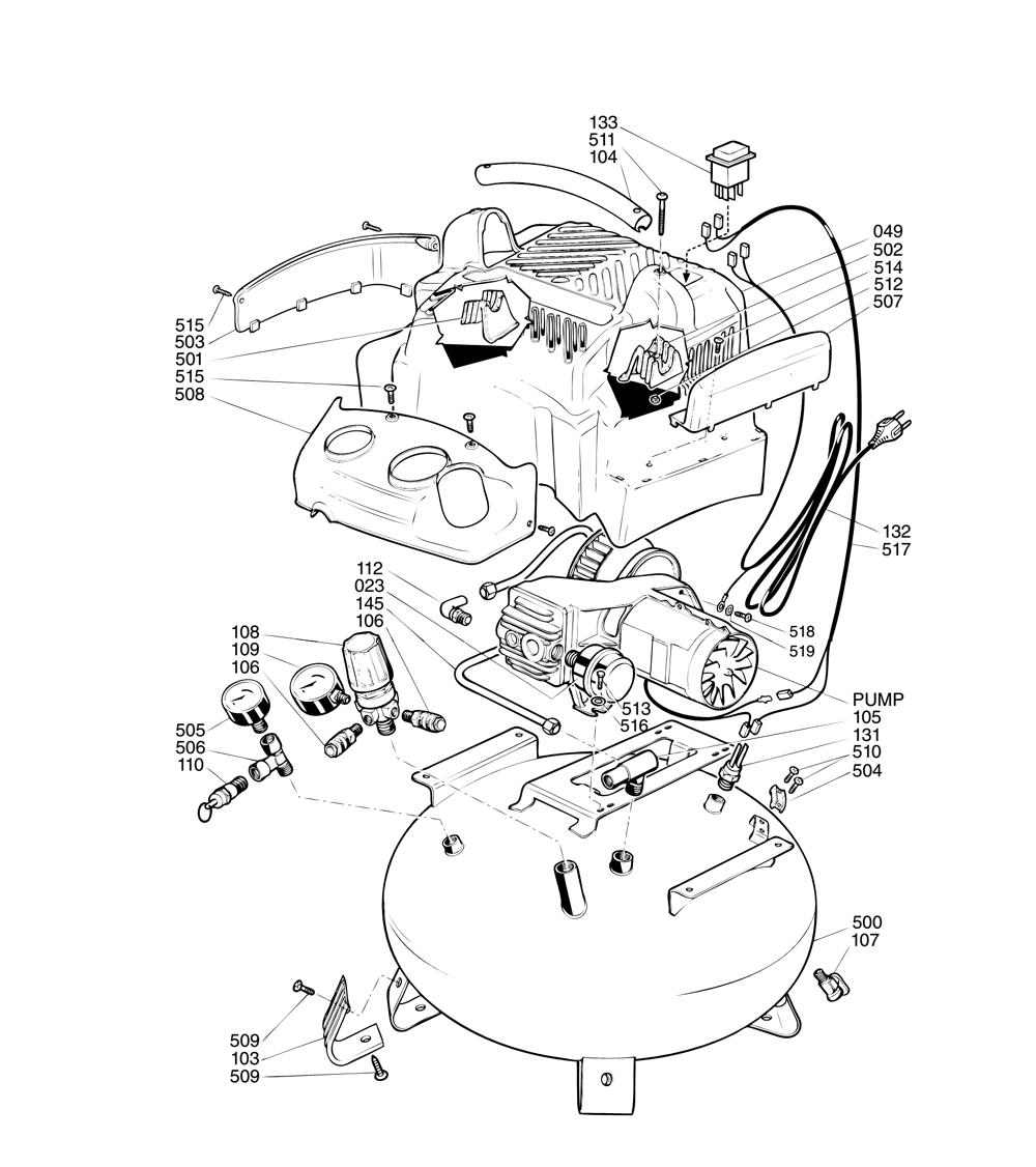 Senco Pc1280 Parts List